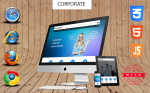 Corporate 15 Colors Theme / Responsive / Business / Mobile / Mega / Dnn 6/7/8/9 / Bootstrap 3