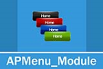 DNNSmart APMenu_Module 1.2.0 - 14 kinds of style, 84 themes, menu, site map, Azure, DNN9