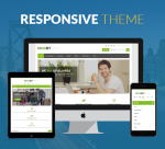 Handy 12 Colors Theme / Responsive / Business / Mega / Mobile / Parallax / Page / DNN6/7/8/9