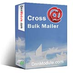 Cross Bulk Mailer 7.0 - newsletter & email marketing & social & contacts & Amazon SES & DNN 9.2