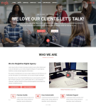 SingleOne /  Single Page / One Page / 30 Colors Theme /  Bootstrap 4