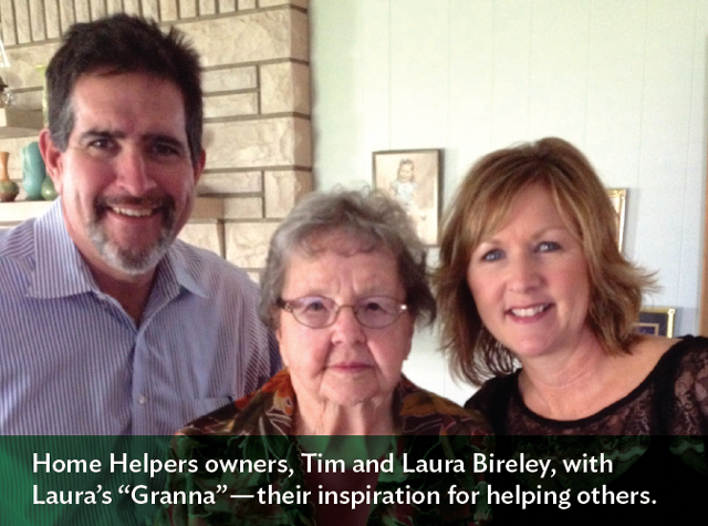 Tim and Laura Bireley help those who are fighting the Caregiving Dilemma in Greater Milwaukee.