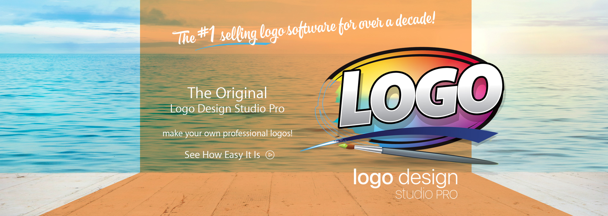 The Original Logo Design Studio Pro