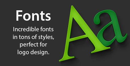 Logo Design Studio NOW Fonts