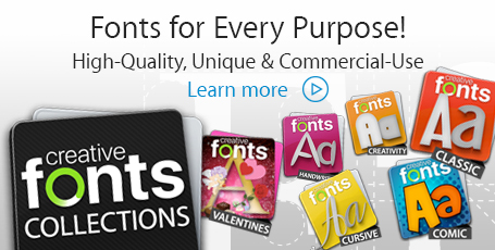 Fonts for Every Purpose!