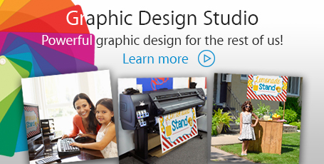 Graphic DEsign Studio - Powerful graphic design for the rest of us!