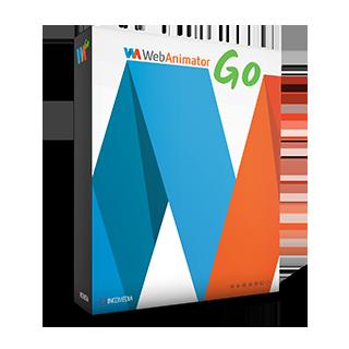 WebAnimator Go box