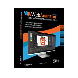 WebAnimator Plus box