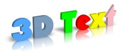 3D Text Studio Sample 5