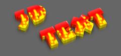 3D Text Studio Sample 6