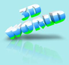 3D Text Studio Sample 8