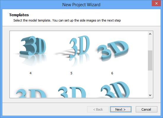 3D Text Studio - Screenshot 2