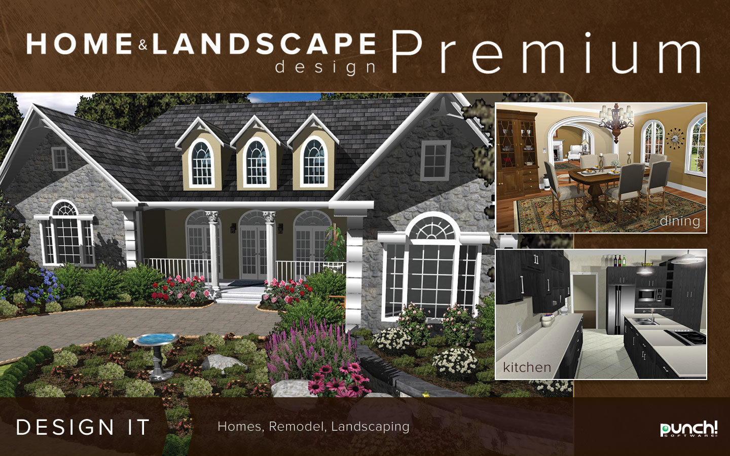 punch! home & landscape design premium v18 | #1 selling logo