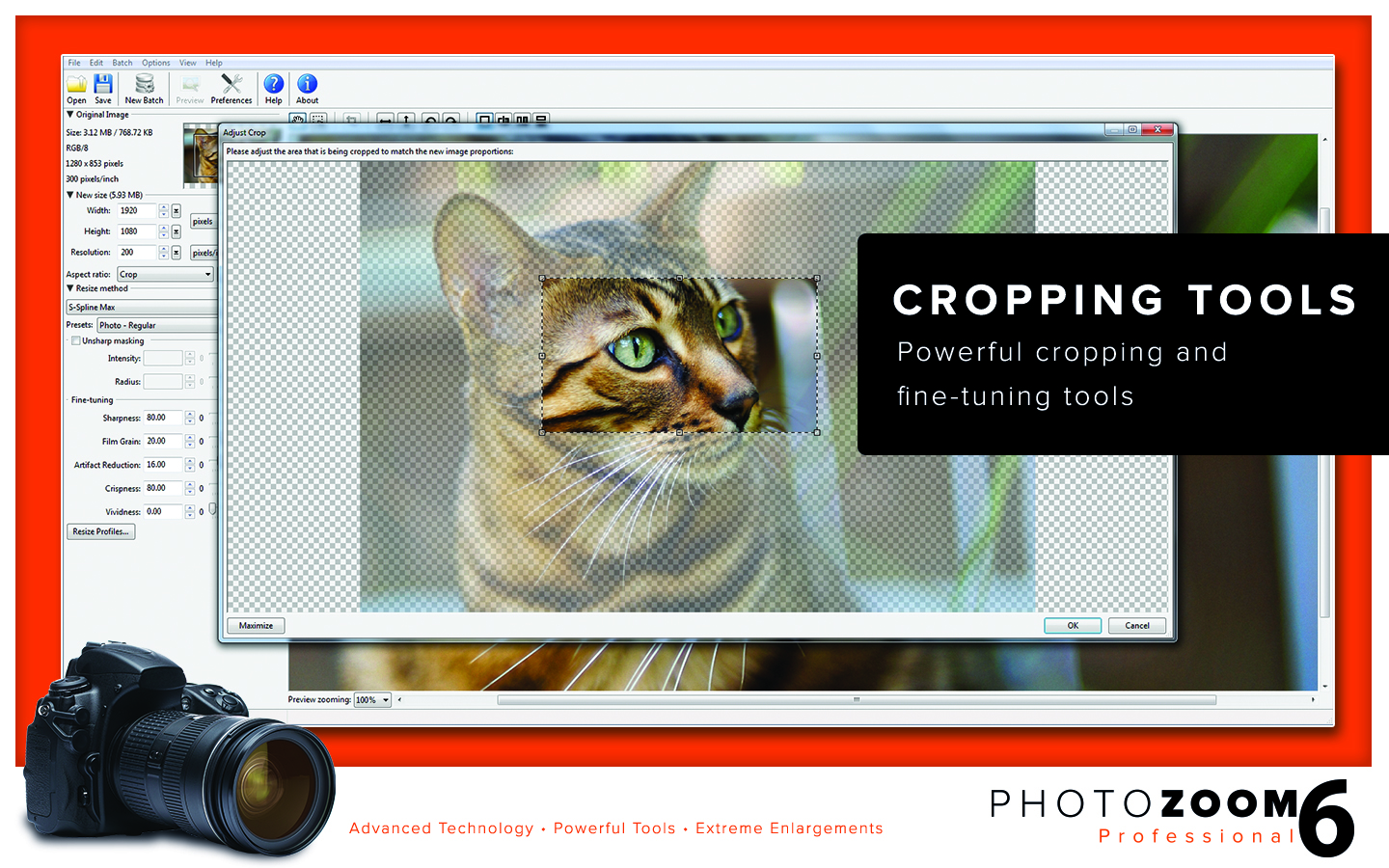 photozoom pro 6 1 selling logo software for over 15 years photo resizing made easy