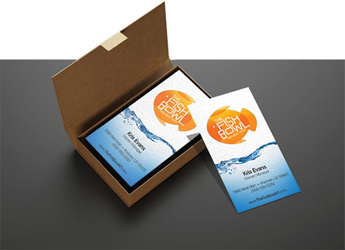 Business Card Studio - create professional image