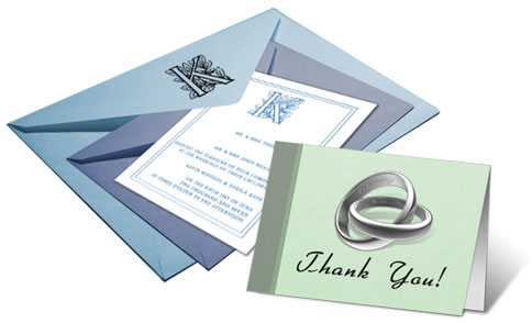 Wedding Fonts - invitations