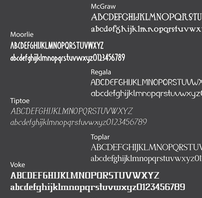 Cutting Edge 2 Premium Content Pack font sample