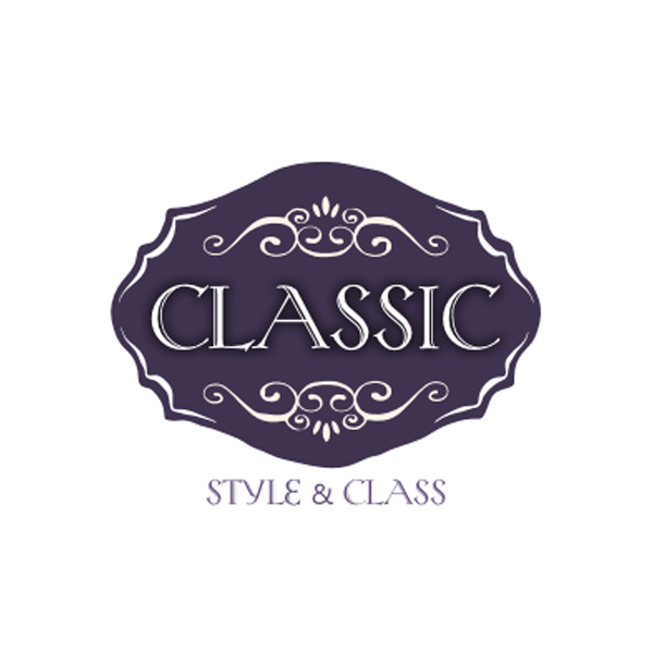 Classic: Style & Class Logo Inspiration