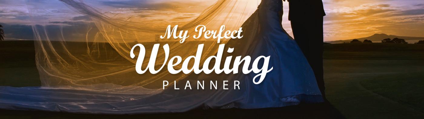 My Perfect Wedding Planner - title logo