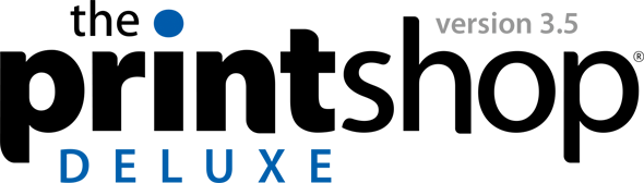 Print Shop 3.5 Deluxe logo