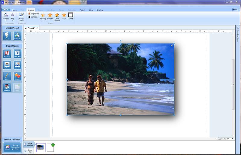 Screenshot - Dropshadow