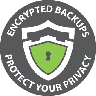 Encrypted Backups - Protect Your Privacy