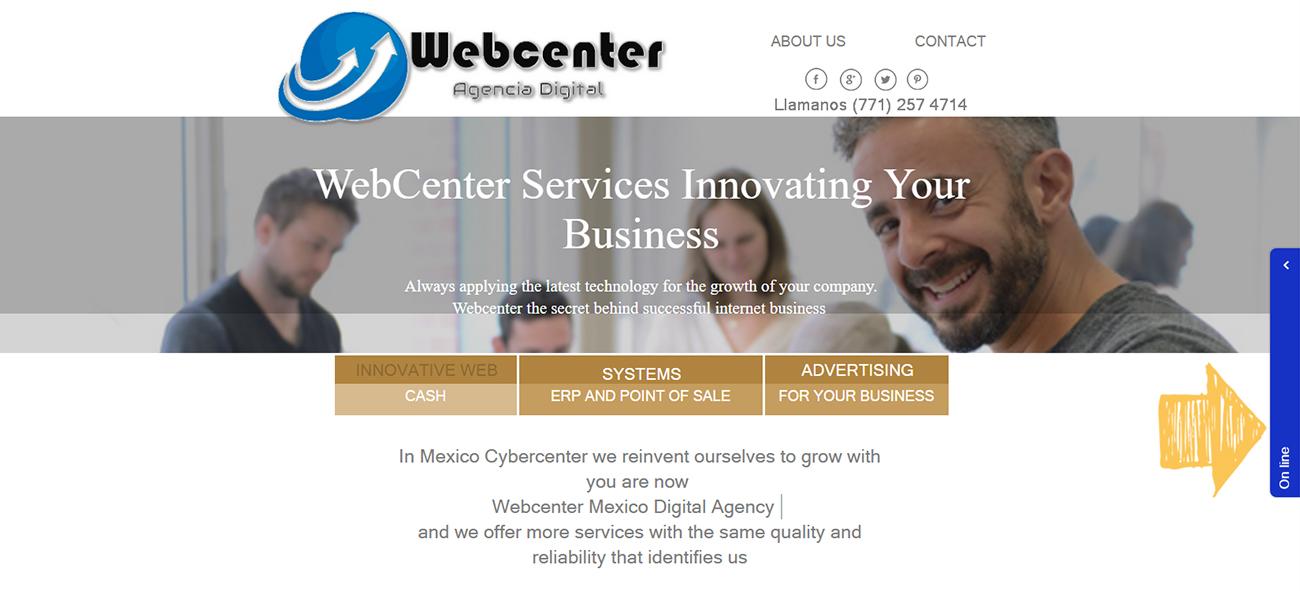 Website Creator - website sample 3