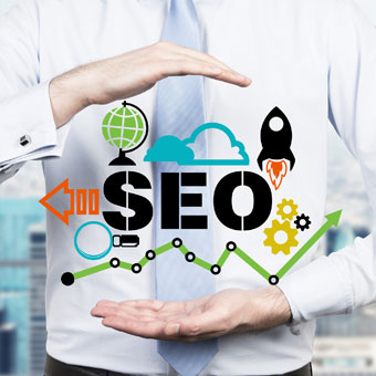 get noticed with built in SEO engine