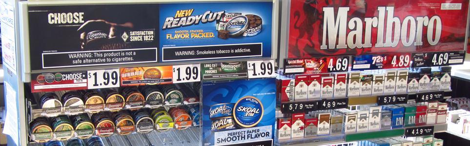 Tobacco Merchandising