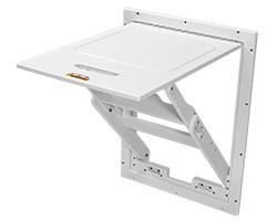 Avalon Folding Table Open