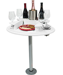 Party Table with Tray