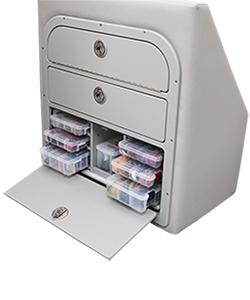Crest Tackle Storage Unit