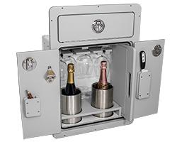 Avalon Wine Cabinet