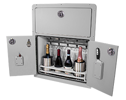 Manitou Wine Cabinet