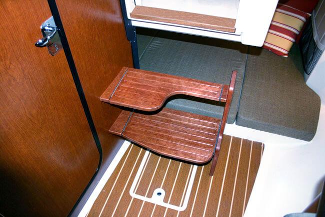 Teak Isle 187 Products 187 Marine 187 Entry Steps And Floor