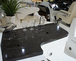 Dark Wet Bar