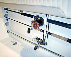 Load and Lock Rod Holders and Rod Holder Tube Assembly