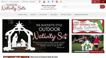 OutdoorNativitySets.com