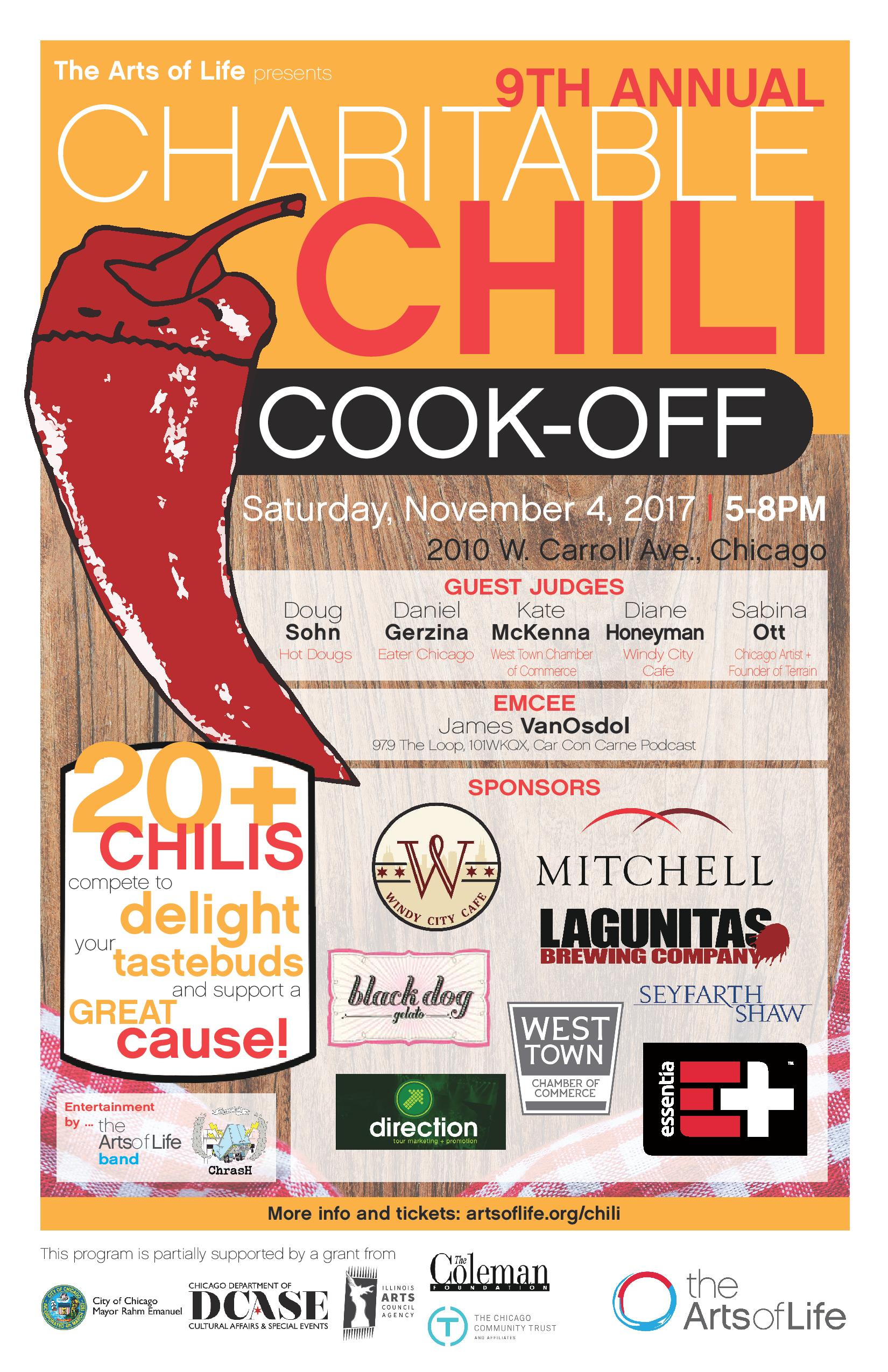 Chili Cook Off Chicago