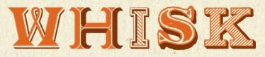 WHISK Chicago Logo