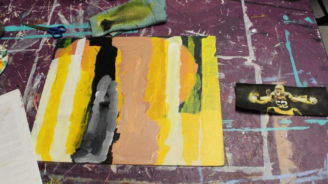 Emily Aussem current project