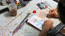 Quinn sketching