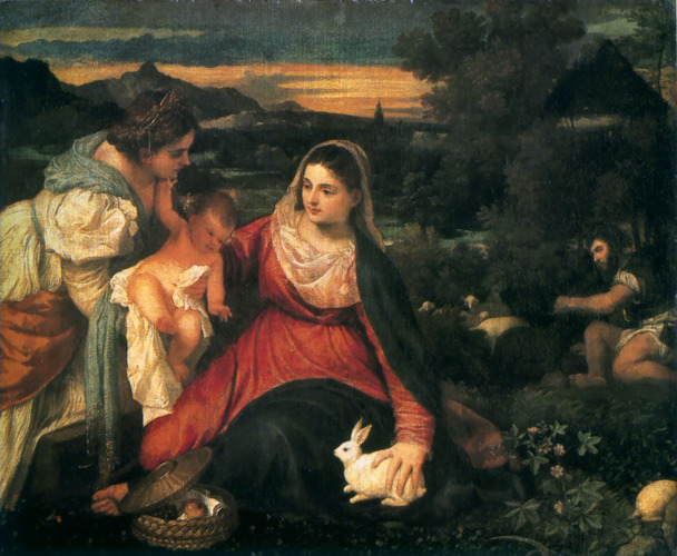 Madonna-and-child-with-st-catherine-and-a-rabbit-1530