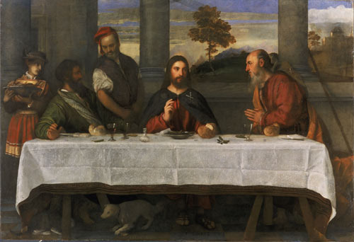Titian_supper_at_emmaus