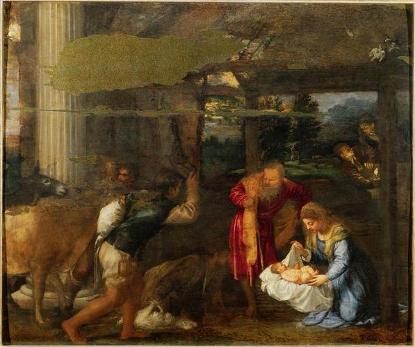 Titian-nativity-1532-33