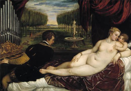 Venus_and_cupid_with_an_organist