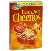 honey nut cheerios