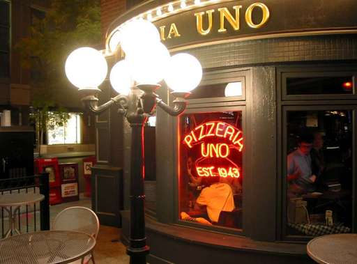 pizzeria uno downtown chicago