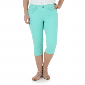 Adley Heavenly Touch Pull-On Capri