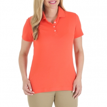 Harlow Short Sleeve Polo